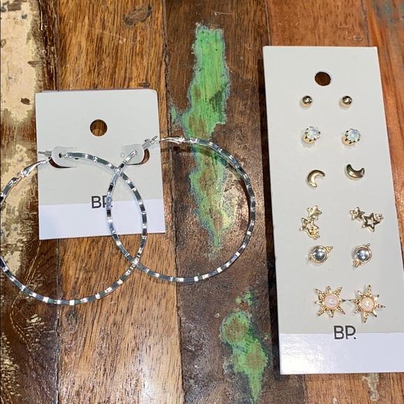 BP 7 Earring Set Bundle- NWT